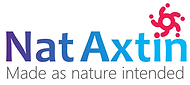 NatAxtin Logo - Natural Astaxanthin from Chile