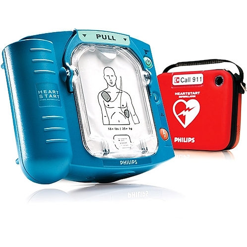 Phillips HeartStart AED Trainer Kit (Rental)