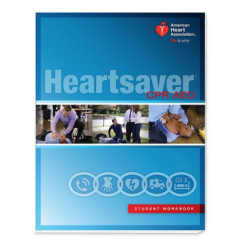 American Heart Association - Heartsaver CPR Student Workbook