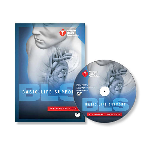Rental - AHA BLS for Healthcare Providers Course DVD