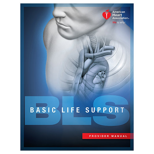 American Heart Association BLS for Healthcare Providers Student Workbook