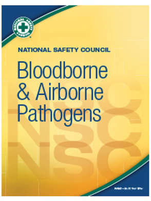 NSC Bloodborne Pathogens Workbook & Card Certification