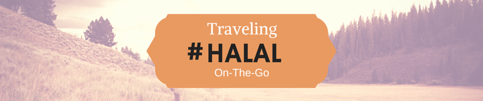 Halal On-the-Go