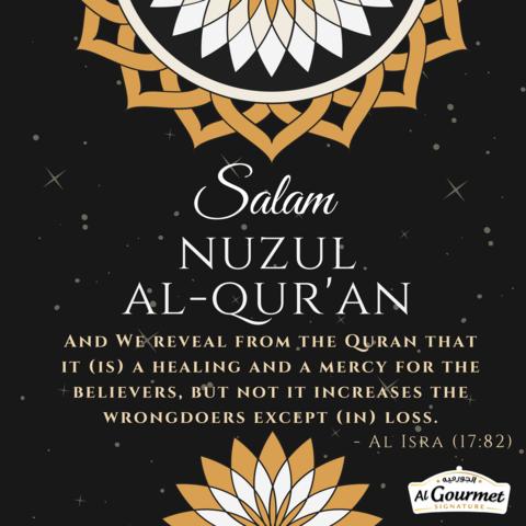 Salam Nuzul Al-Quran 2018