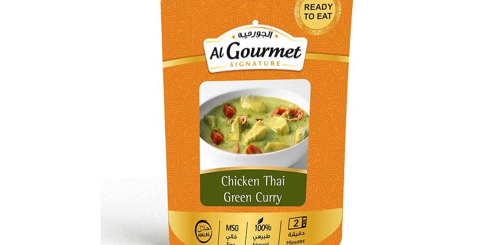 Chicken Thai Green Curry