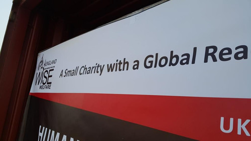 Small Charity