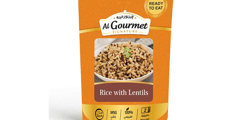 Rice with Lentils