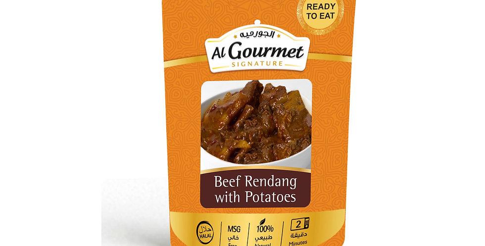 Beef Rendang with Potatoes