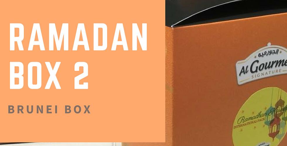 Gift Box - Brunei Menu