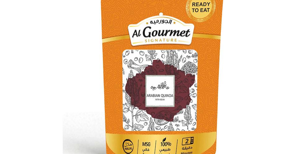 Arabian Quinoa with Beans