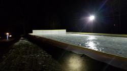 Backyard Ice Rinks