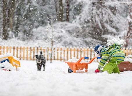 Helping Children beat The Winter Blues