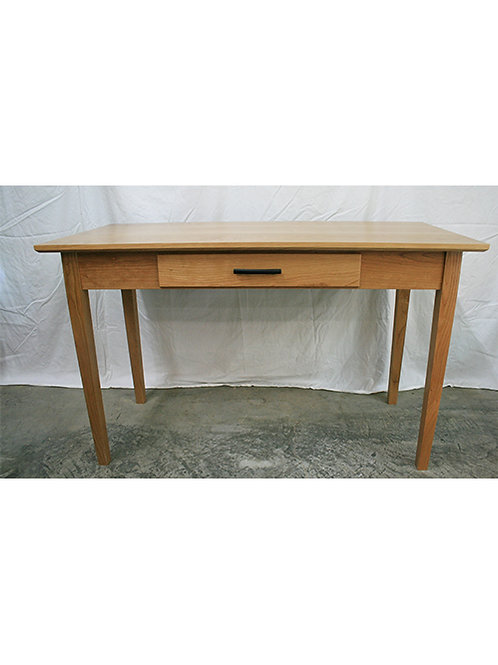 Solid Cherry Desk front view