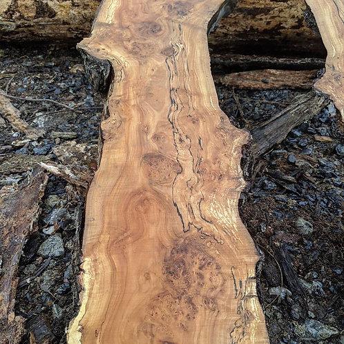 Custom wood slabs
