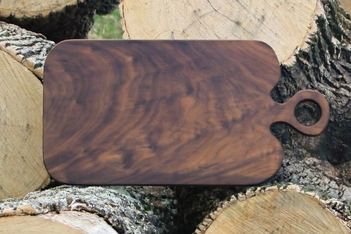 Black Walnut Cutting Board/ Serving Tray