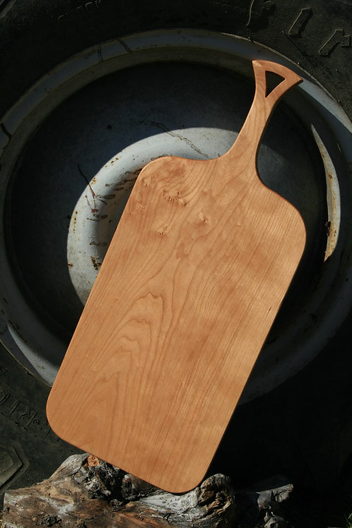 Madaline Charcuterie/Serving Board - Black Walnut