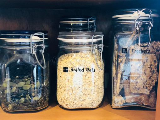 Manage Your Pantry to Reduce Waste