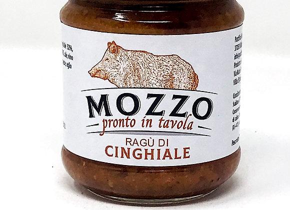 Mozzo Sugo mit Wildschwein