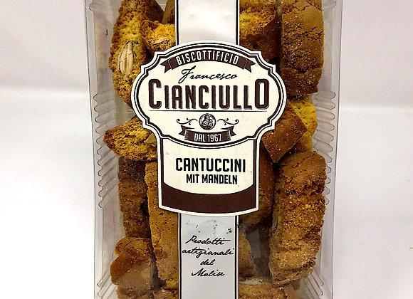 Cantuccini Cianciullo mit Mandeln