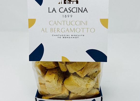 Cantuccini al Bergamotto la Cascina 300g