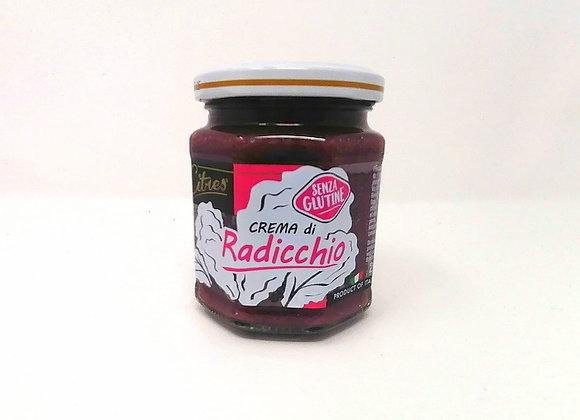 Radicchio Aufstrich / Koch-Creme 200g