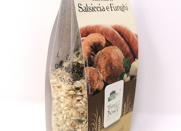 Risottino Salsiccia  &Funghi 250g