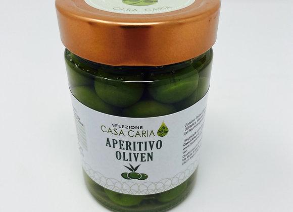 Aperitivo Oliven Caria 320g