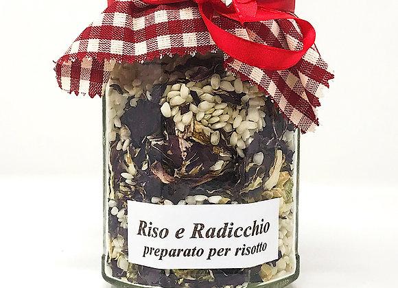 Risotto mit Radicchio