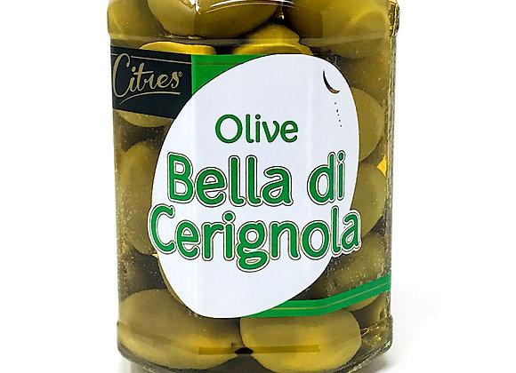 Oliven Bella di Cerignola, 540g