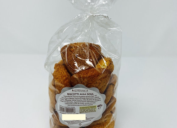 Biscotti alla Soia Artebianca - Soyakekse 400g