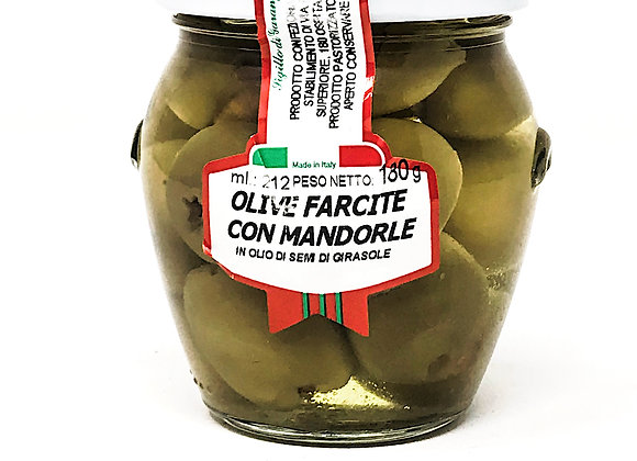 Coradi Oliven mit Mandeln