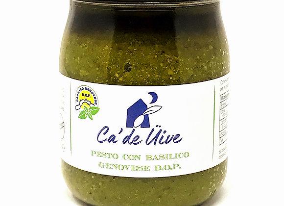 Pesto alla Genovese D.O.P.