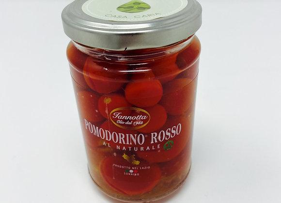 Pomodorino Rosso naturale Kirschtomaten Rot Natur 250g