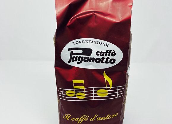 Kaffee Paganotto Lirica 1Kg gemahlen