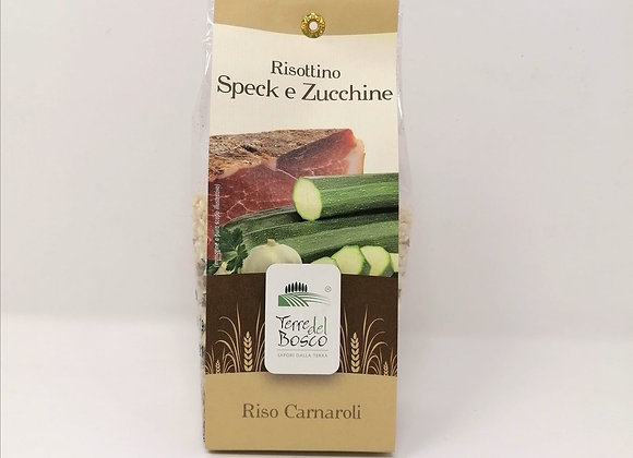 Risottino Speck e Zucchine