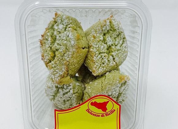 Pasta di Mand. Pistacchio - Kekse Mandelpaste Pistazie 150g