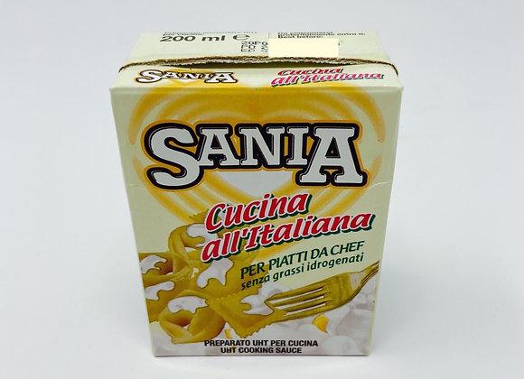 Kochsahne panna da cucina Sania 200ml