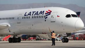 LATAM Airlines pide prórroga para su plan de reorganización y poder salir de la bancarrota
