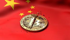 China declaró ilegales las transacciones de criptomonedas, haciendo que el bitcoin se devalúe un 6%