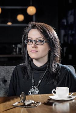 Luciana Sabina - Historiadora