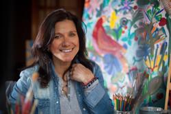 Fabiana Kanefsck - Artista