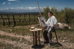 Martín Rodríguez - Artista