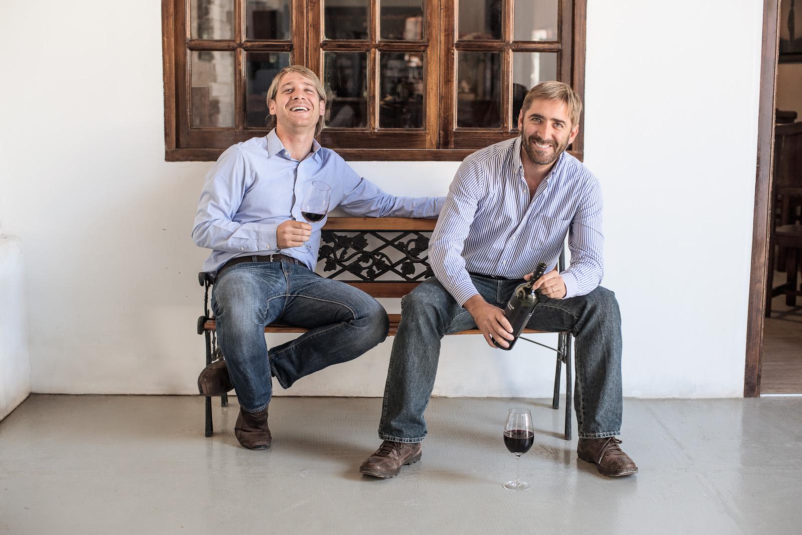 Federico y Diego Fernández