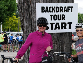 Backdraft Bike Tour
