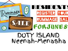 Register Your Rummage Sale!