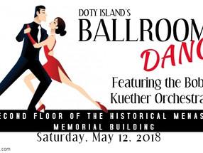 Dance at the Memorial Building