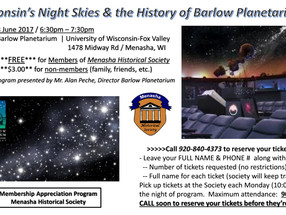 Night Skies at Barlow Planetarium