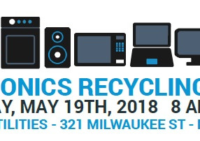 Menasha Recycling Event
