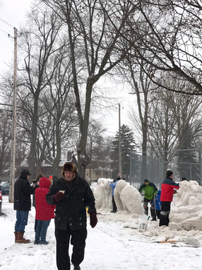 Register Your Snow Carving Team