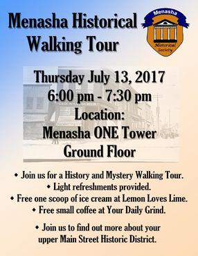 History & Mystery Walk